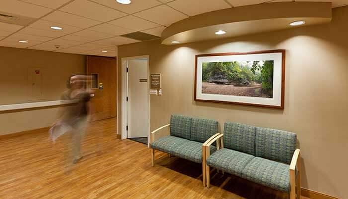 Kunst på sygehuse/hospitaler