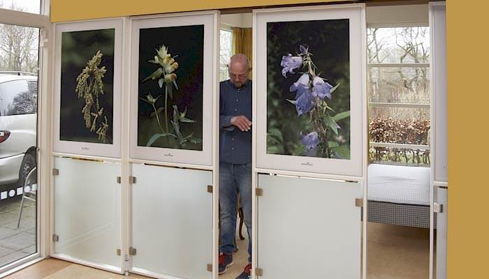 Sanserum for demente kan lukkes af med støjdæmpende skærmvægge