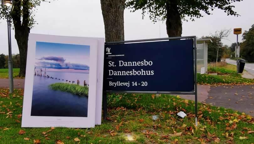 Tryghedsskabende kunst på Store Dannesbo