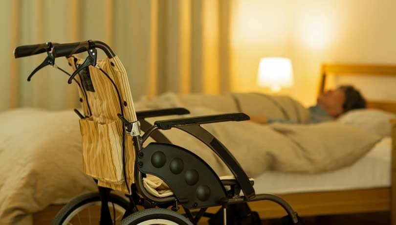 Døgnrytmelys på plejehjem og hospitaler
